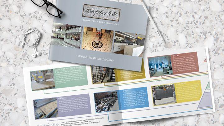 TA2 Design – Diespeker Brochure