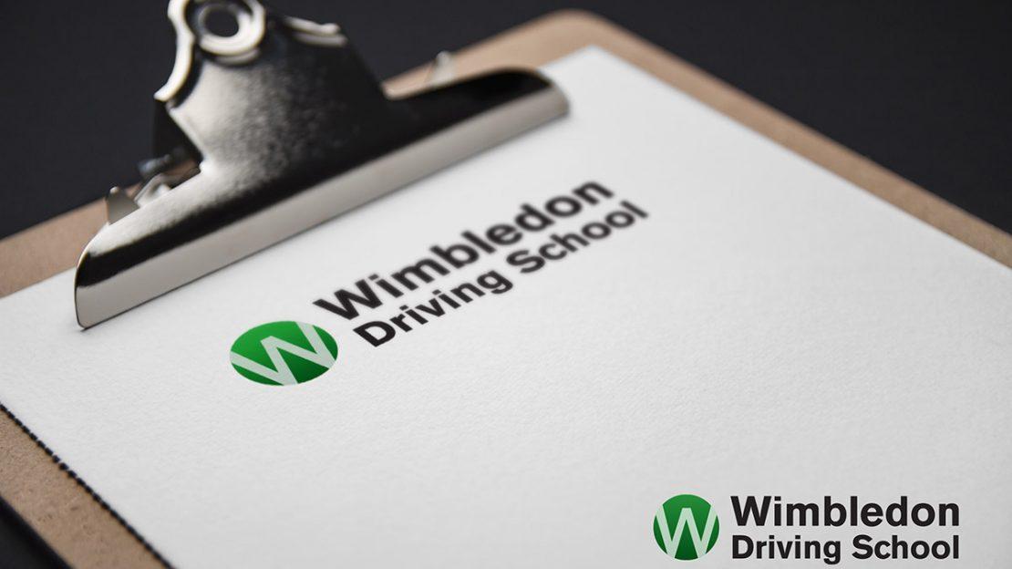 TA2 Design – Wimbledon Driving School Branding