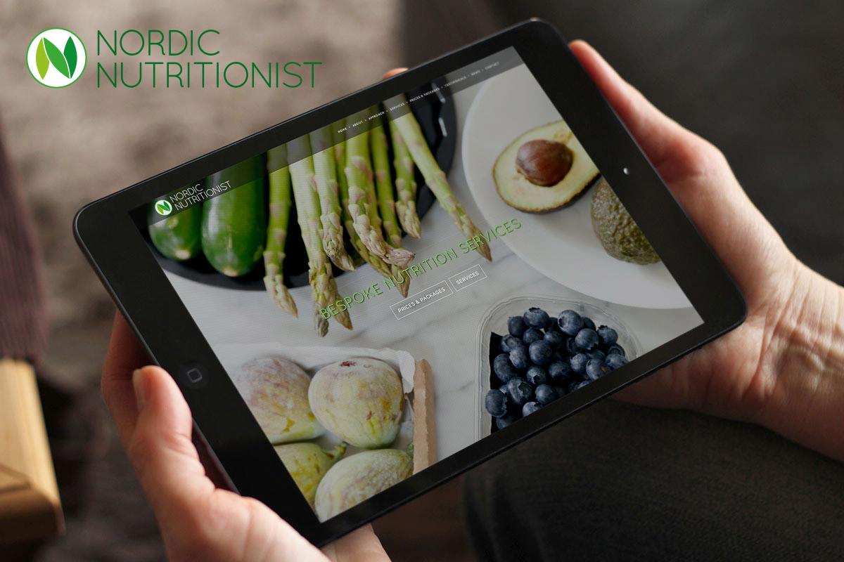 TA2 Design – Nordic Nutritionist Branding