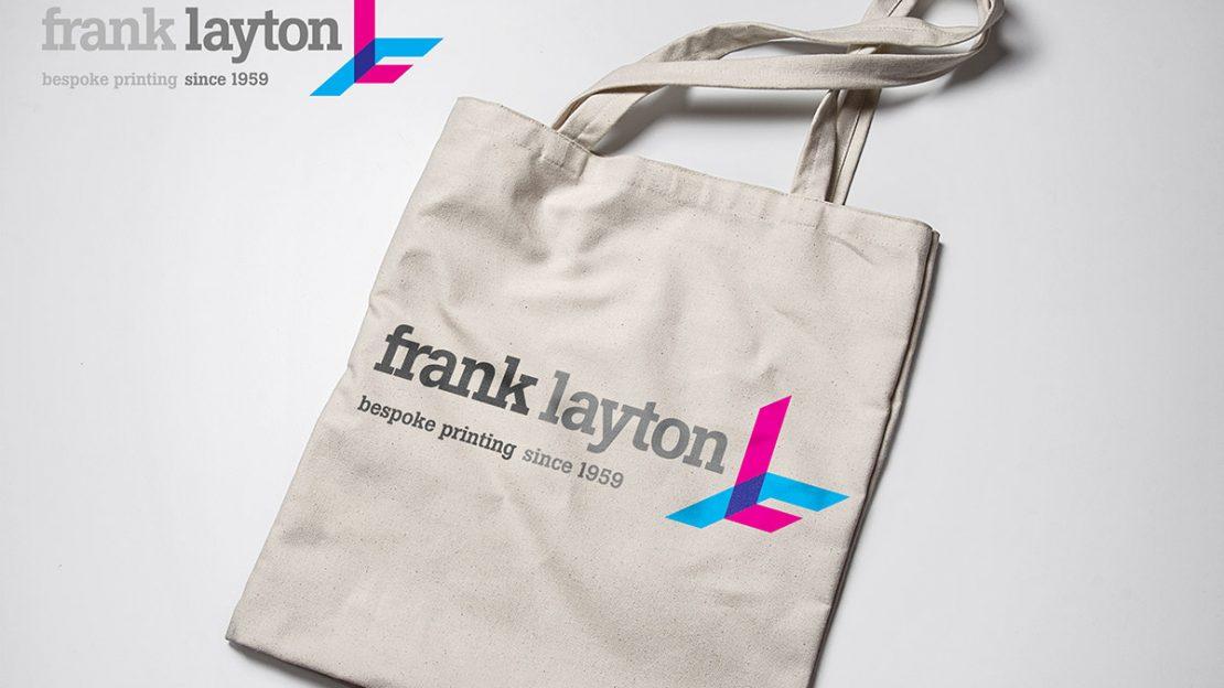 TA2 Design – Frank Layton Printers Branding