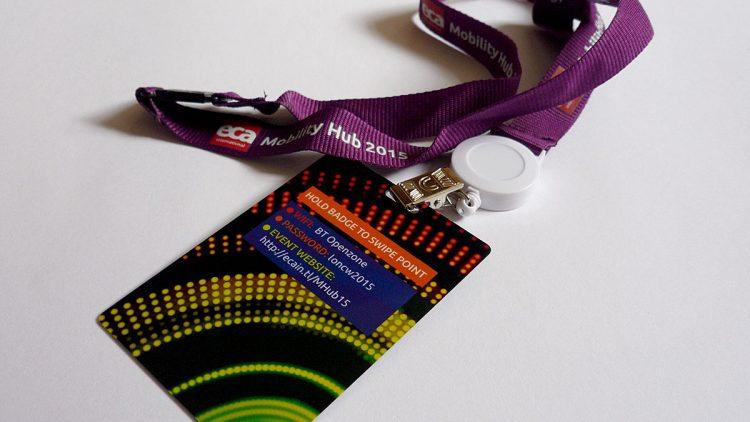 TA2 Design – ECA Mobility Hub Badge
