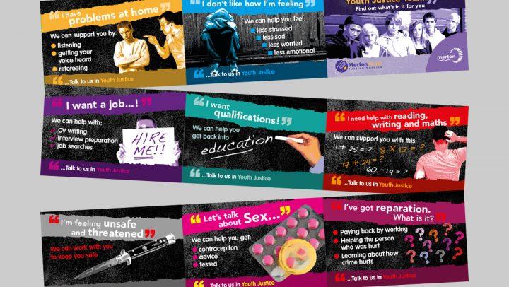 TA2 Design – London Borough of Merton Campaigns